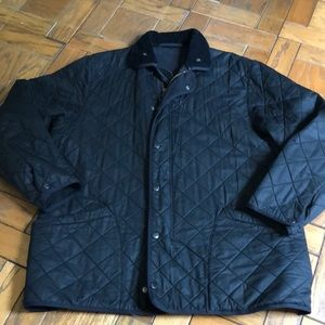Barbour Fleece Lined Quilted Jacket